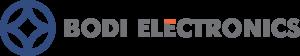 logo BODI ELECTRONICS eng